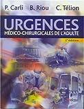Urgences médico-chirurgicales de l'adulte