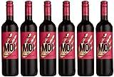 C'est MOI Wein Rouge 0,75 l (6 x 0,75l) l Cuvée l trocken l harmonisch samtig l Aromen von dunklen Früchten