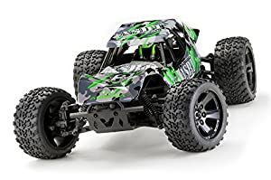 """Absima EP Sand Buggy """"ASB1"""" 4WD RTR 1:10 Electric engine Buggy - Radio-Controlled (RC) land vehicles (1:10, Ready-to-Run (RTR), Níquel-Hidruro metálico (NiMH), Electric engine, Buggy, 4-wheel drive (4WD))"""