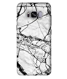 Digiarts Designer Back Case Cover for Samsung Galaxy S8 Edge (Zig Zag Cirlce Rectangle Square)