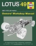 Lotus 49 Manual (Owners Workshop Manual)