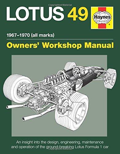 Lotus 49 Manual (Owners Workshop Manual) por Ian Wagstaff