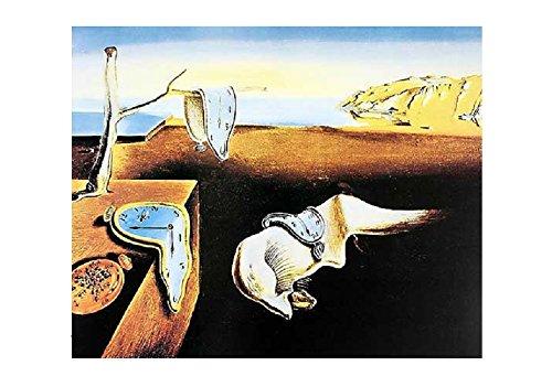 or Dali The Persistence of Memory Poster Kunstdruck Bild 70x100cm ()