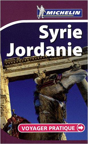 Syrie ; Jordanie par Michelin