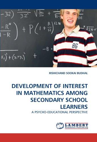 Development of Interest in Mathematics Among Secondary School Learners