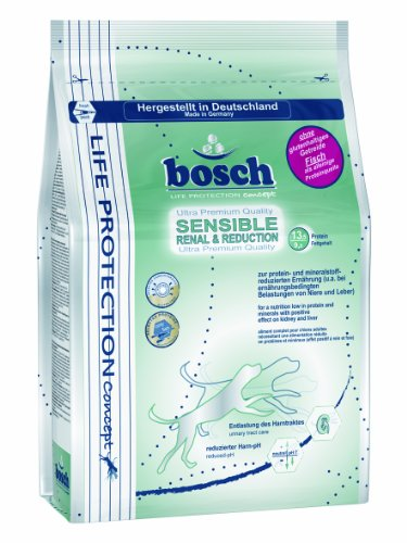 Bosch 44312 Hundefutter Renal und Reduction 11.5 kg