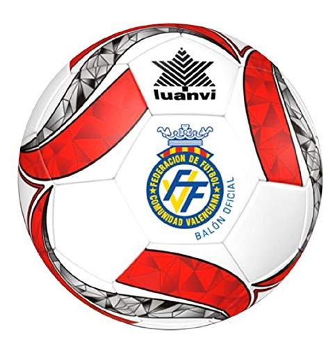 Luanvi Balon Oficial FEDERACION Futbol Comunidad Valenciana