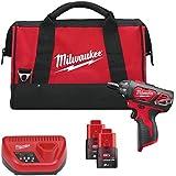 Milwaukee MILM12SET1D Cordless Drill Drivers