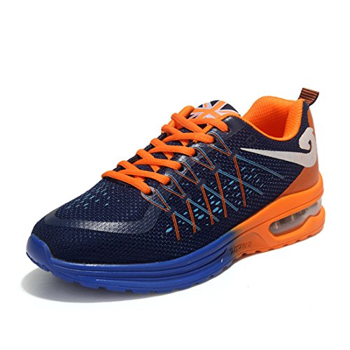 Men's Roshe Zapatillas High Quality Outdoor Running Shoes blue