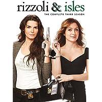 Rizzoli and Isles - Season 3