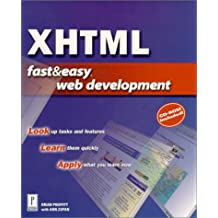 Xhtml Fast & Easy