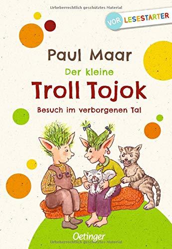 Der kleine Troll Tojok: Besuch im verborgenen Tal