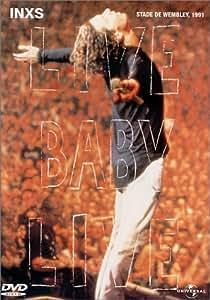 INXS: Live Baby, Live [DVD]