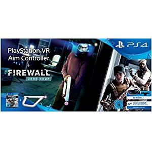Firewall: Zero Hour VR + PS VR-Ziel-Controller [PlayStation VR]