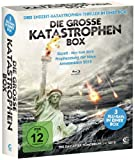 DVD Cover 'Die große Katastrophenbox - Boxset mit 3 Filmen: Eiszeit - New York 2012, Prophezeiung der Maya, Armageddon 2012 (3 Blu-rays)