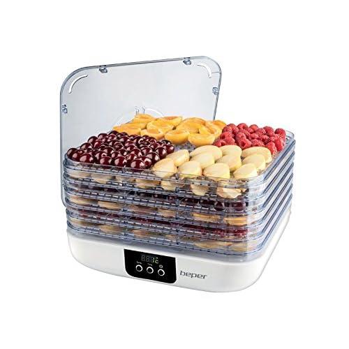 51XCTwV9P L. SS500  - Beper Food Dryer with Digital Control