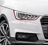 Devil Eye® Scheinwerfer Folie von Finest-Folia Stripe für AudiAudi A1 8X S1 Sport S Line RS