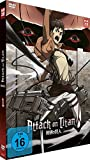 Attack on Titan - DVD Vol. 1 [Limited Edition]