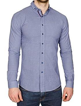 Bewley & Ritch - Camisa casual - para hombre