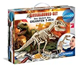 Clementoni 69491.4 - Galileo, Ausgrabungs Set, Das Skelett des Giganten T Rex, Mehrfarbig