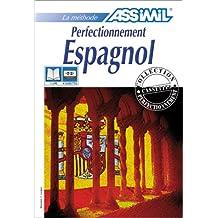 Perfectionnement Espagnol (1 livre + coffret de 4 cassettes)