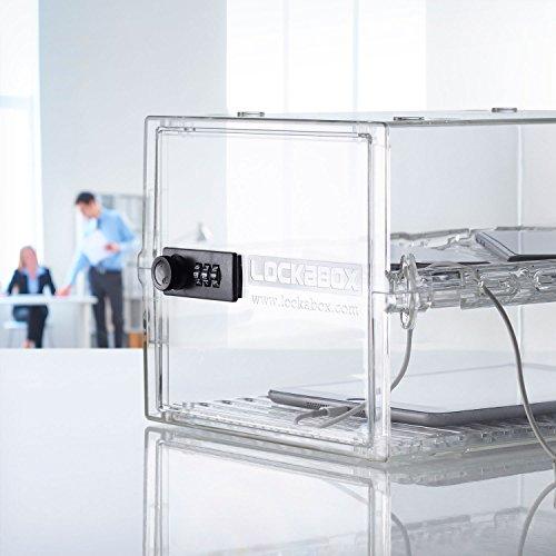 51XCWecrSZL - Lockabox One | Caja de seguridad compacta e higiénica para alimentos, medicinas y seguridad en el hogar
