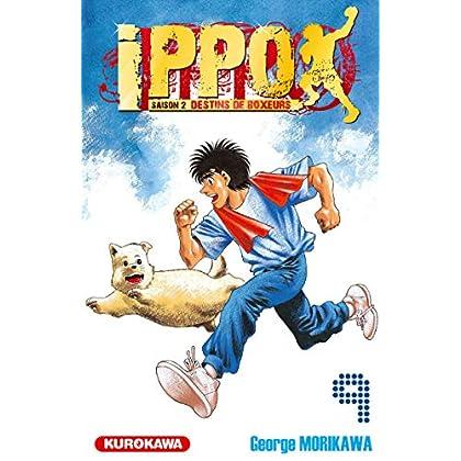 Ippo - saison 2, Destins de boxeurs - tome 09 (9)