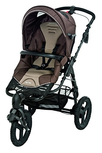 Bébé Confort Poussette 3 roues High Trek Earth Brown - Collection 2017