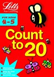 Count to 20 Age 4-5 (Letts Fun Learning)
