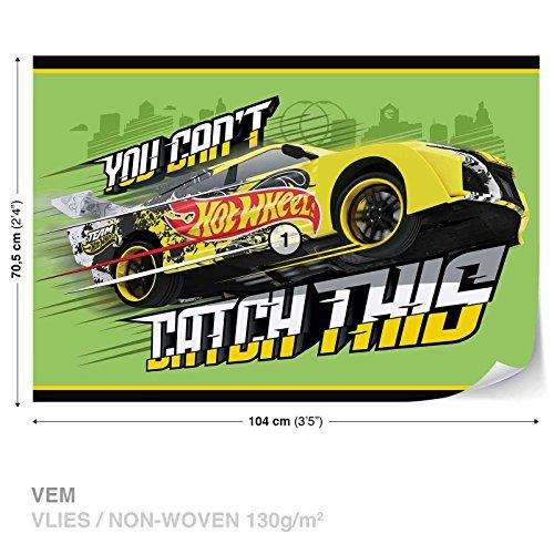 hot-wheels-fototapete-tapeten-fototapeten-wandbilder-fotomural-3215dk