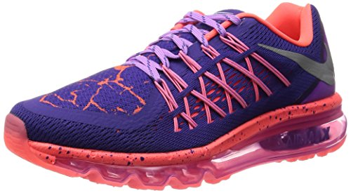 wholesale dealer 093a5 9cef6 Nike 807620-500 Kid S Air Max 2015 Lava Gs Court Purple Metallic- Price in  India