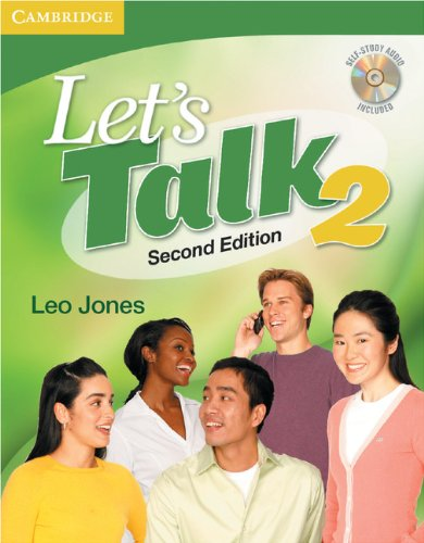 Let's Talk 2nd 2 Student's Book with Self-study Audio