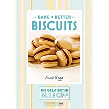 Great British Bake Off – Bake it Better (No.2): Biscuits (English Edition)