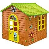 Moch Toys 5907442107548XL Casa de juguete Topo de jardín hogar Niños casa de juguete