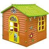 XL Spielhaus DER KLEINE MAULWURF Gartenhaus Kinderspielhaus