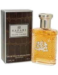 Ralph Lauren Safari For Men Eau de Toilette Vyrams 75 ml