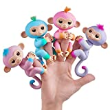 #6: Magicwand® Fingerlings Baby Monkey with Six Interactive Modes (Pack of 1)