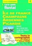 Guide, numéro 4 : Champagne - Île de France...