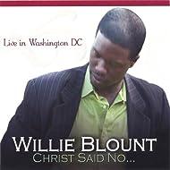 Willie Blount - Live in Washington Dc