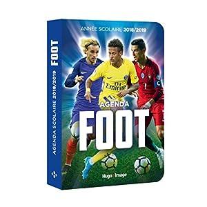 Agenda scolaire 2018-2019 Foot