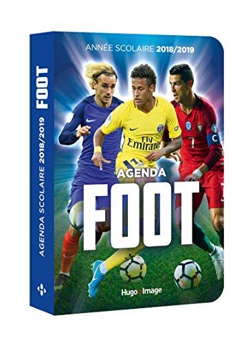 Agenda scolaire 2018-2019 Foot par Collectif