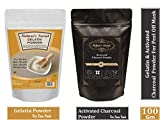Best Unflavored Gelatin - Nature's Secret Activated Charcoal Powder and Gelatin Powder Review