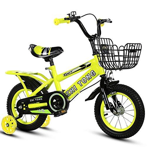 92f5cdc0b Bicicletas para niños Guo Shop 2-3-5-6-8 Años Niños y Niñas ...