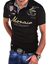 MT Styles Polo MONACO T-Shirt manches courtes R-2254