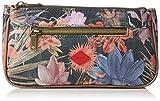 Oilily FF Basic Cosmetic Bag OCB6120-912 Damen Kosmetiktäschchen 23x12x5 cm (B x H x T), Braun (Fig 912)