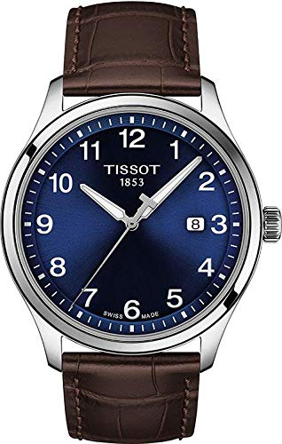 Tissot Herrenuhr Gent XL Classic T116.410.16.047.00
