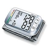 Beurer BC 50 Handgelenk-Blutdruckmessgerät, XL-Display, schnelle und komfortable Messung