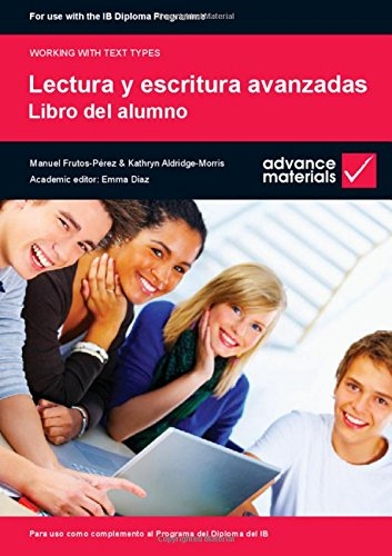 Lectura y Escritura Avanzadas Student's Book (Working with Text Types)