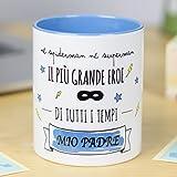 La Mente è Meravigliosa- Tazza- Disegno e Frase Divertente-Regalo...
