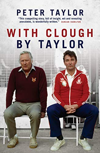 With Clough, By Taylor por Peter Taylor